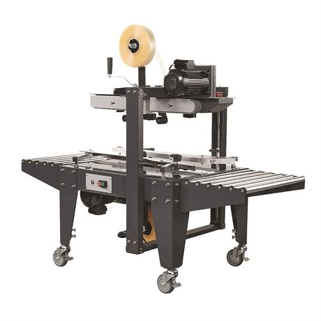 Professional top/bottom belt case sealing machine
