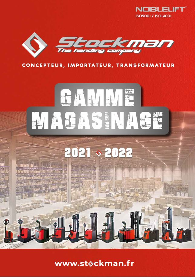 WAREHOUSE EQUIPMENT 2021-22 CATALOGUE<br>