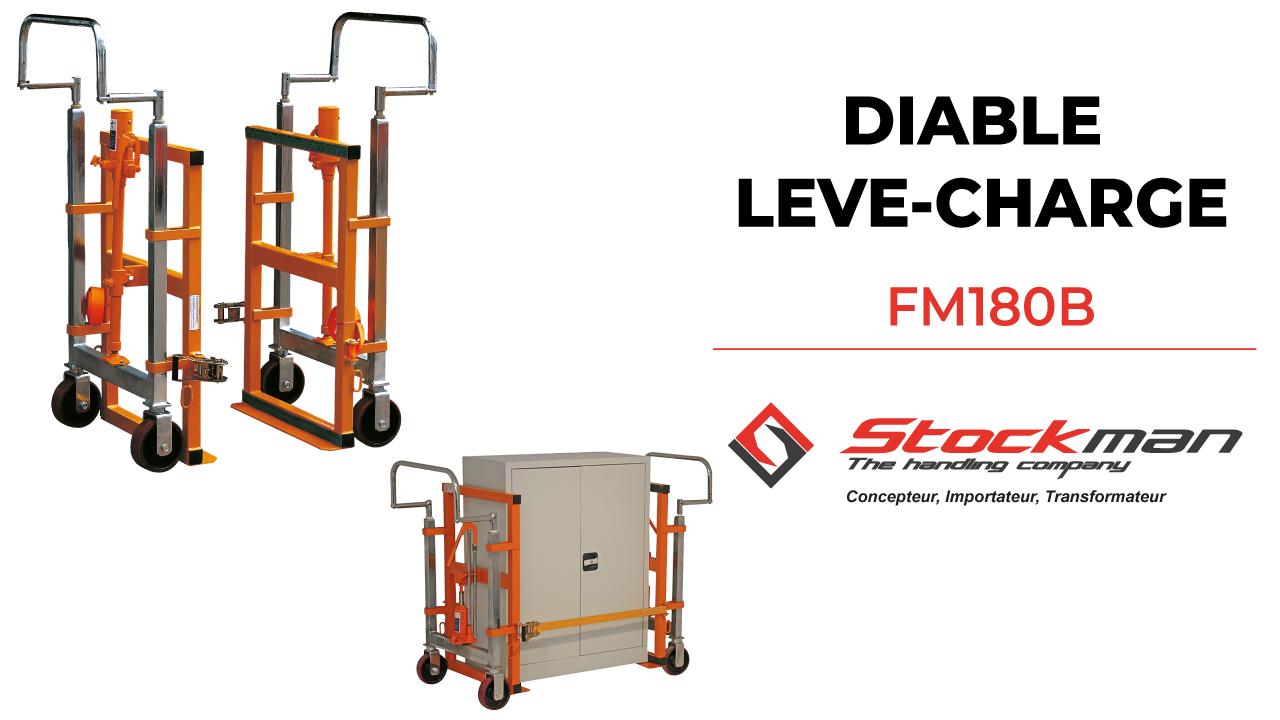 The furniture mover FM180B 1800?kg