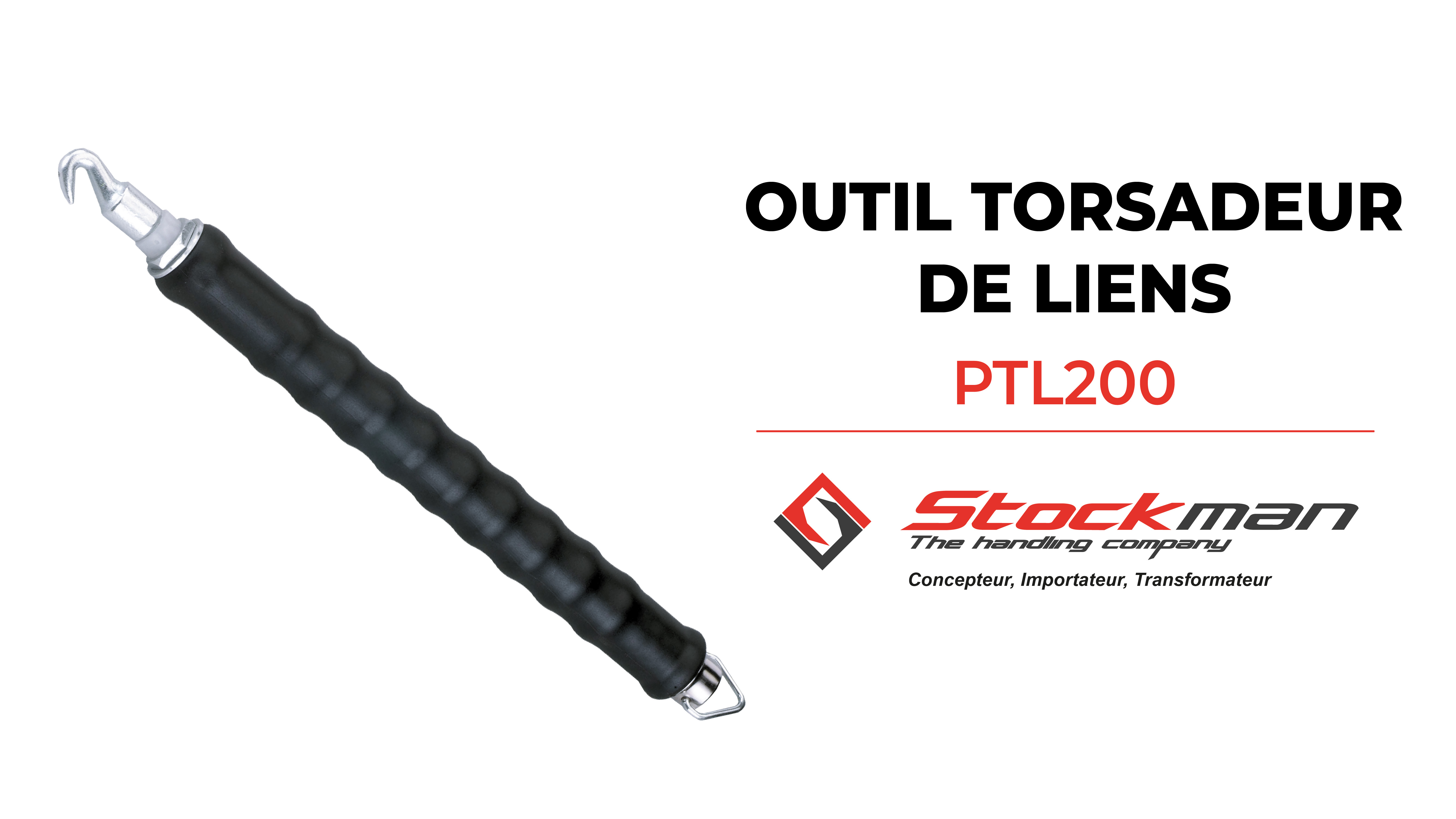 The Tie wire twister PTL200