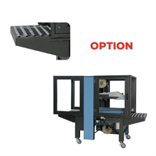 Premium multiformat side belt  case sealing machine -