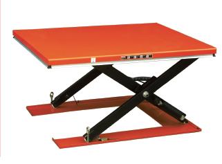 Tables élévatrices extra-plates