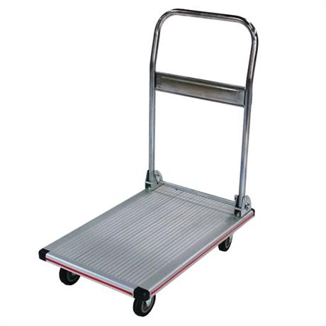 Chariot timon rabattable aluminium 150 kg