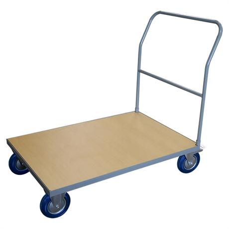 Chariot plateau bois 500 kg