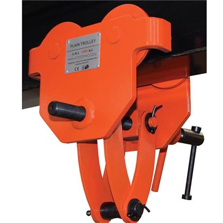 Griffe d'accrochage palan mise en place rapide 1000 à 3000 kg
