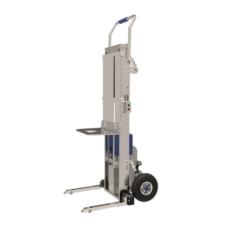 SME170 - Diable / gerbeur monte-escaliers électrique 170 kg