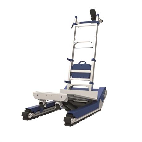 Diable électrique monte-escaliers à chenille 420 kg