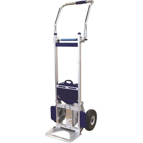 DMEG200 - Diable monte-escalier électrique avec frein 200 kg