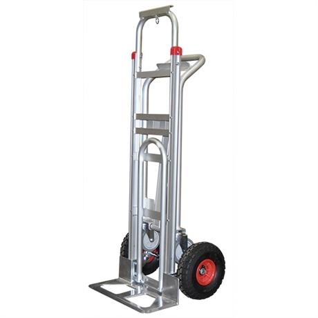 Diable / chariot aluminium 3 en 1 250 / 350 kg