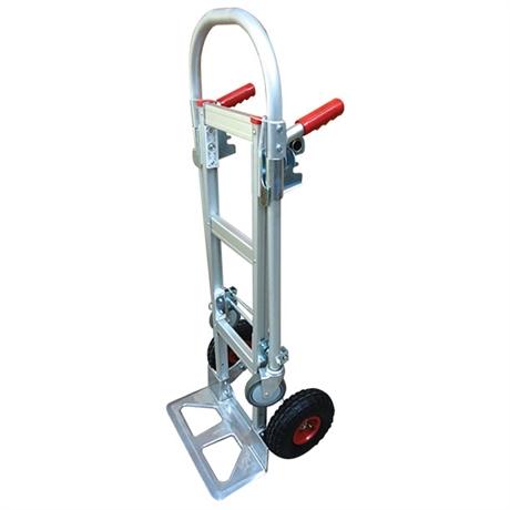 Diable / chariot aluminium 2 en 1 250 / 350 kg