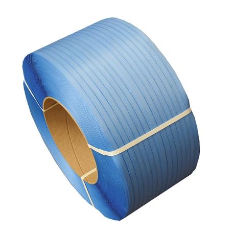 FPP3 - Feuillard polypropylène PP 12x0,63 mm resistance 145 kg BLEU - par 2 bobines