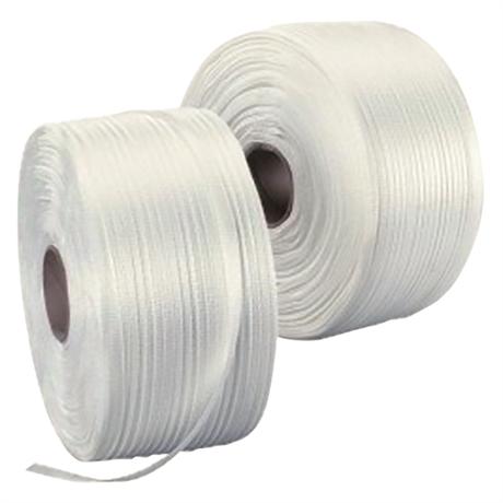 40AT - Feuillard textile13 mm  resistance 380 kg - vendu par 2 bobines