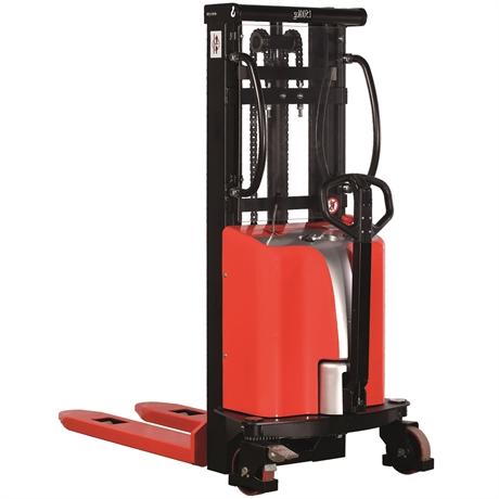 HES15/1600 - Gerbeur semi-électrique 1500 kg hauteur d'élévation 1600 mm