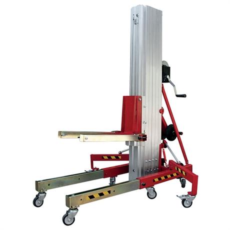Elévateur positionneur manuel 200 à 400 kg