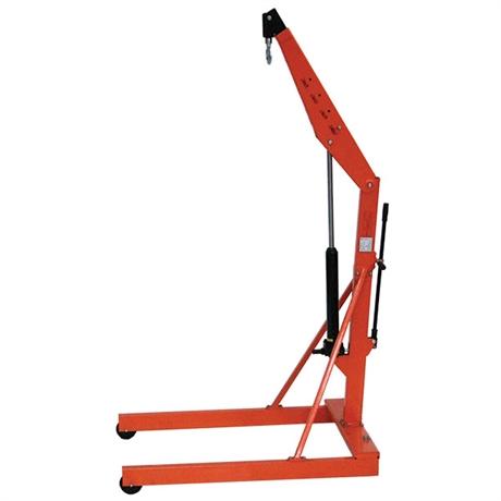 Grue d'atelier manuelle encadrante 500 et 1000 kg