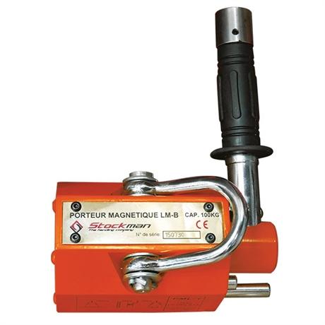Levage magnétique 100 à 1000 kg