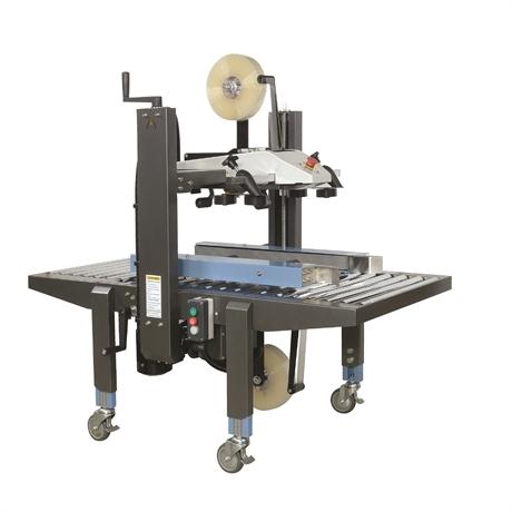 EXC-133SD/2 - Machine à poser l'adhésif premium, largeur ruban 50 mm
