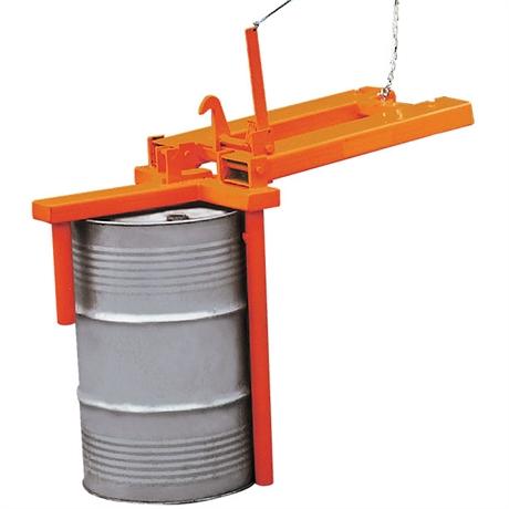 Manipulateur pivotant de fût métallique 400 kg