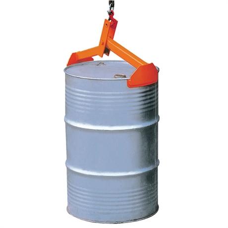 Pince pour manutention des fûts à la verticale 350 kg