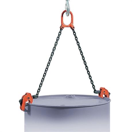 Pince pour manutention des fûts à la verticale 1000 kg