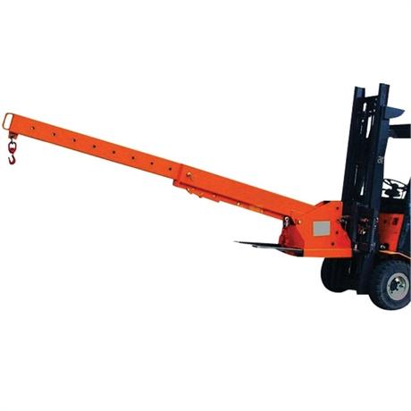 Potence télescopique inclinable 3000 kg