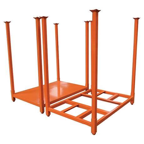 Rack mobile de stockage empilable 1800 kg