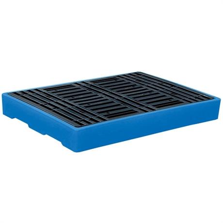 Plancher de rétention polyéthylène 1000 ou 2000 kg