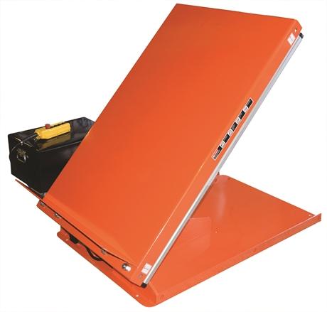 ALT750 - Table élévatrice électrique inclinable 750 kg