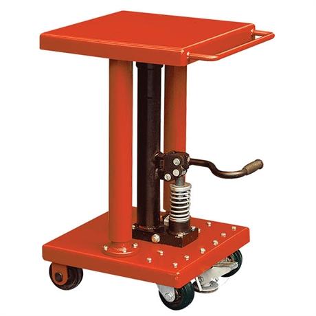Table hydraulique de mise à niveau 90 à 2700 kg
