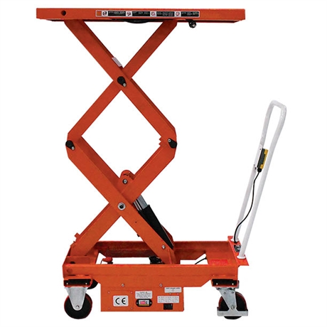 Table élévatrice semi-électrique 500 à 1000 kg