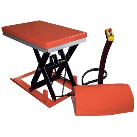 Table élévatrice électrique 1000 kg