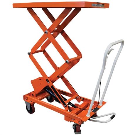 Table élévatrice manuelle haute levée 300 à 800 kg