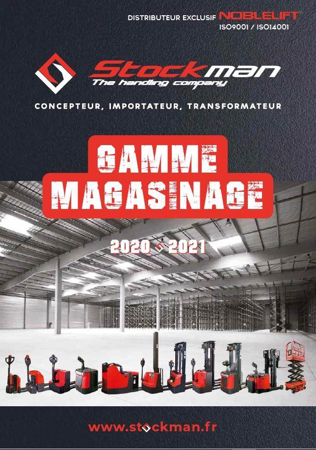 CATALOGUE GAMME MAGASINAGE 2020-2021