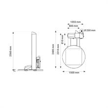Banderoleuse premium avec pesage intégré -