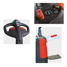Gerbeur électrique porte à faux autoporté avec une capacité de charge de 1600 kg -
