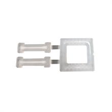 Boucles plastique 13 mm, par carton de 1000 boucles -