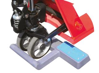 Accessoires et options transpalettes