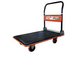Platform and shelf trolleys