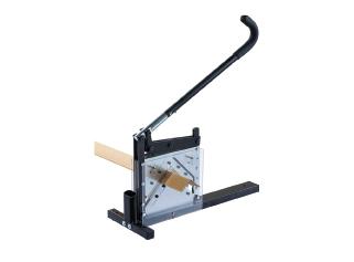 Cardboard edge cutter