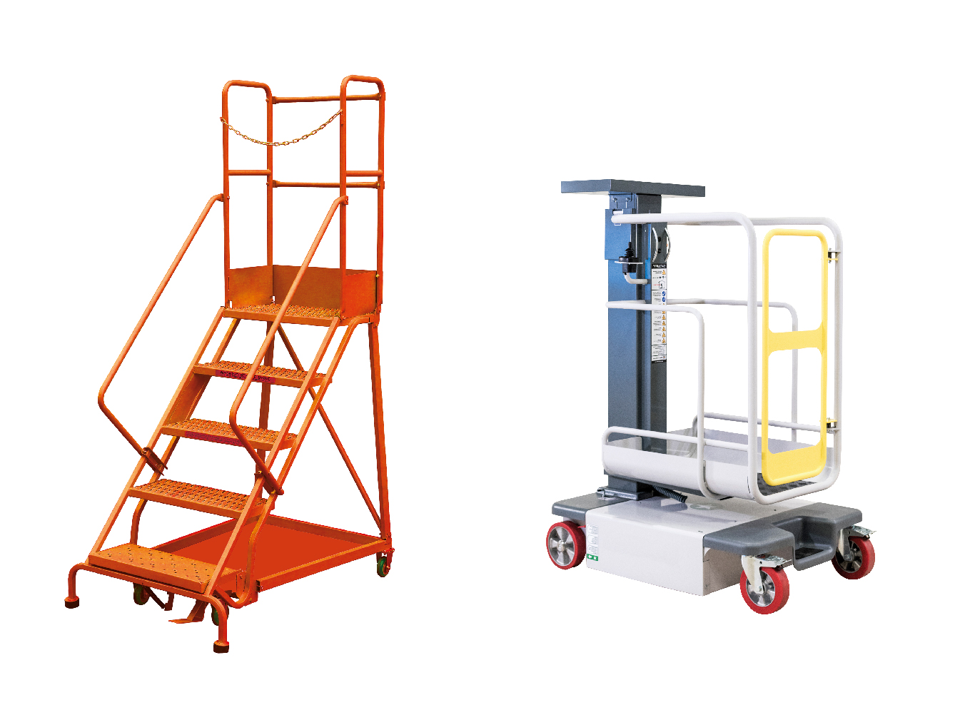 Height access equipment
