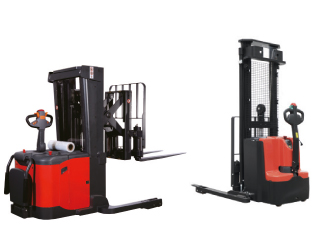 Heavy duty electric stakers (warehouse equipment)