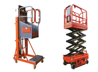 Order pickers (warehouse equipment)