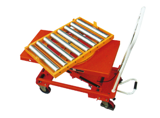 Options and accessories for lift tables