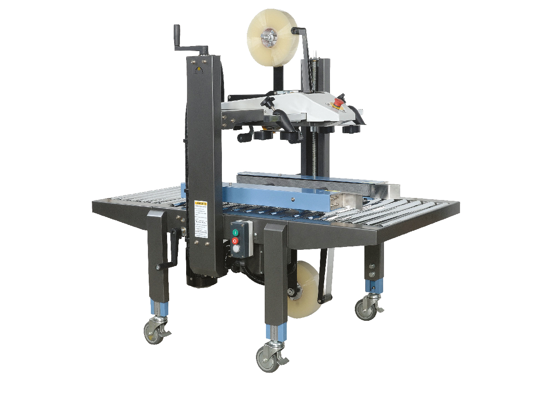 Case sealer machines