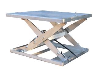 Tables élévatrices inox