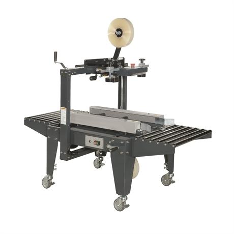 Professional side belt case sealing machine