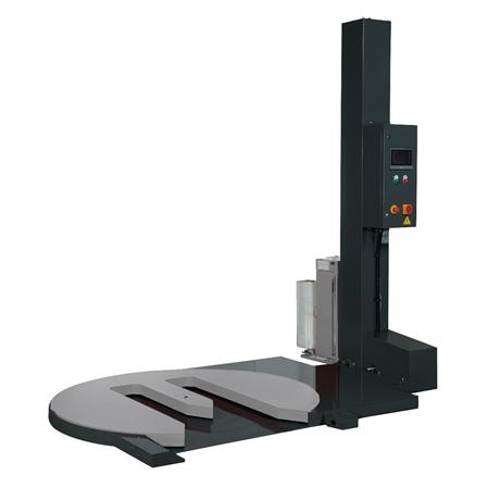 Professional U-platform stretch wrap machine