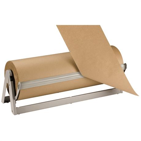 DPH600 - Dérouleur / coupeur rouleau papier horizontal longueur maxi rouleau 610 mm