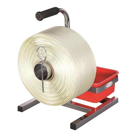 H91 - Dévidoir pour feuillard textile, diamètre du mandrin 78 mm H91
