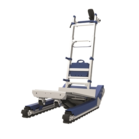 CT420 - Diable électrique monte-escaliers à chenille 420 kg